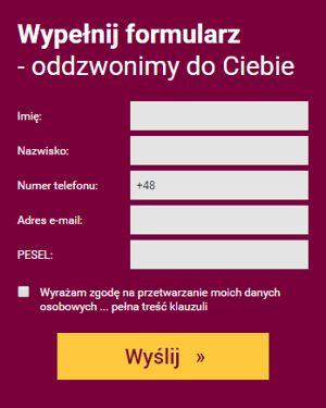 Alior Bank Pożyczka Dwuosobowa