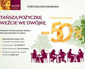 Pożyczka Dwuosobowa Alior Bank